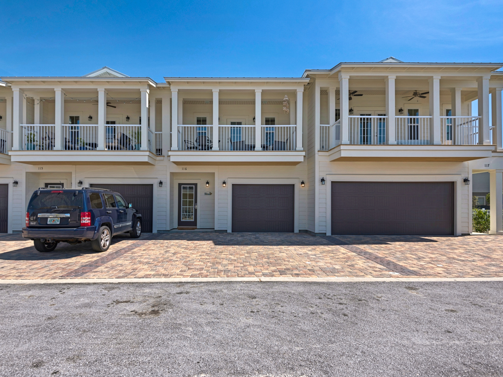 Crystal Beach Dr Townhomes C116 House/Cottage rental in Destin Beach House Rentals in Destin Florida - #2
