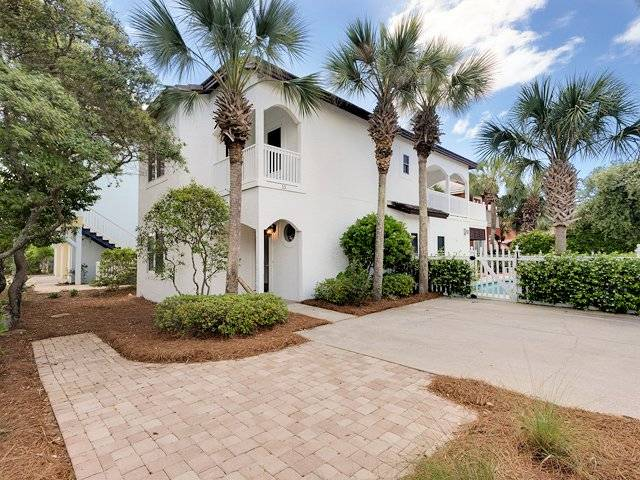 Dolphin House Condo rental in Seagrove Beach House Rentals in Highway 30-A Florida - #1