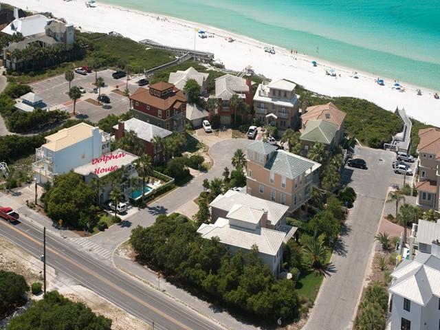 Dolphin House Condo rental in Seagrove Beach House Rentals in Highway 30-A Florida - #35