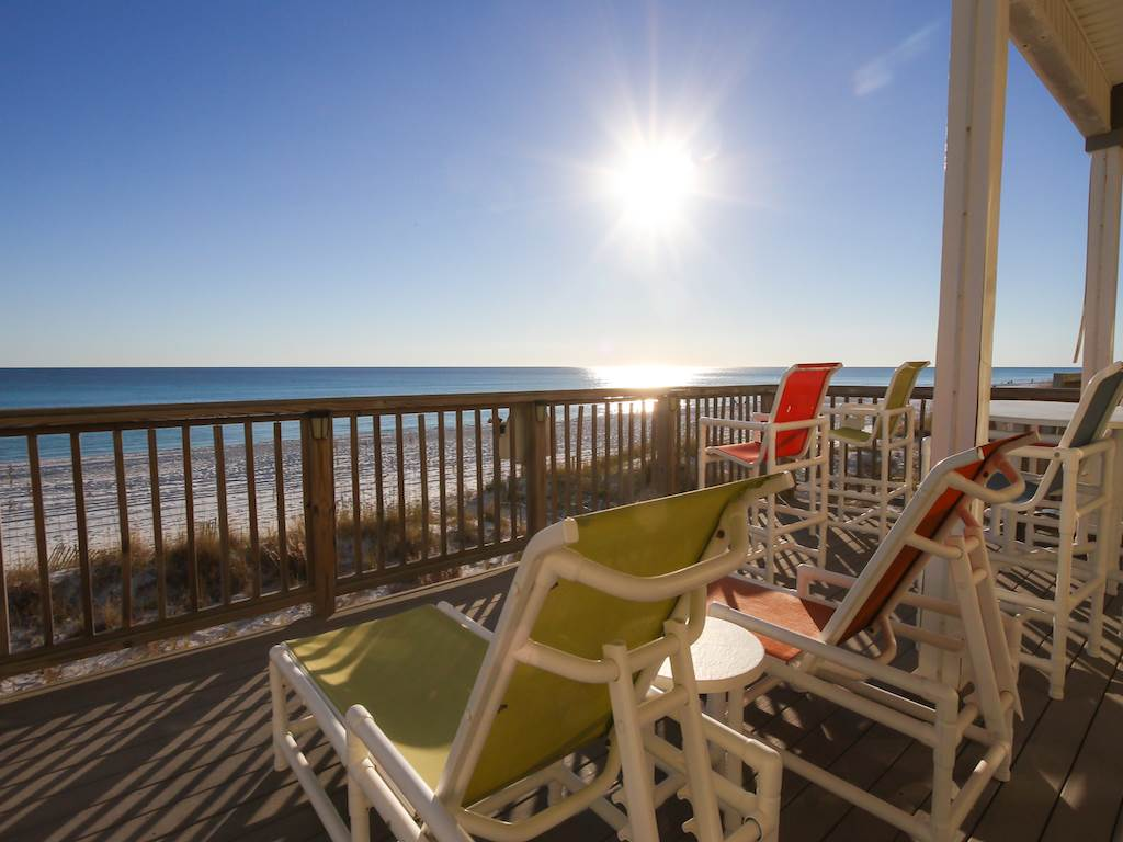 Dolphin Watch House / Cottage rental in Destin Beach House Rentals in Destin Florida - #1
