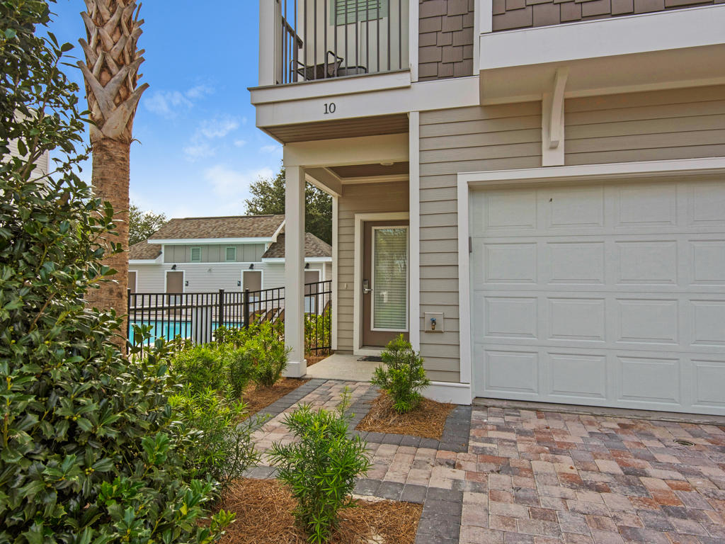 Driftwood Townhomes 10 House/Cottage rental in Destin Beach House Rentals in Destin Florida - #2