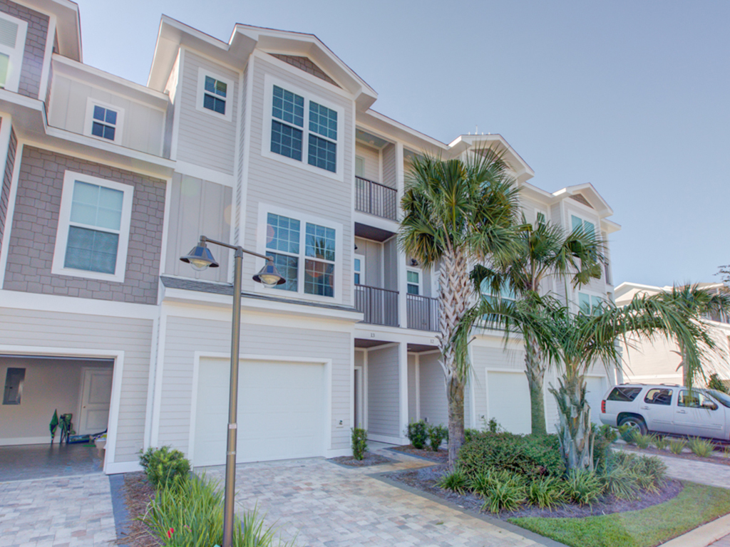 Driftwood Townhomes 13 House / Cottage rental in Destin Beach House Rentals in Destin Florida - #1