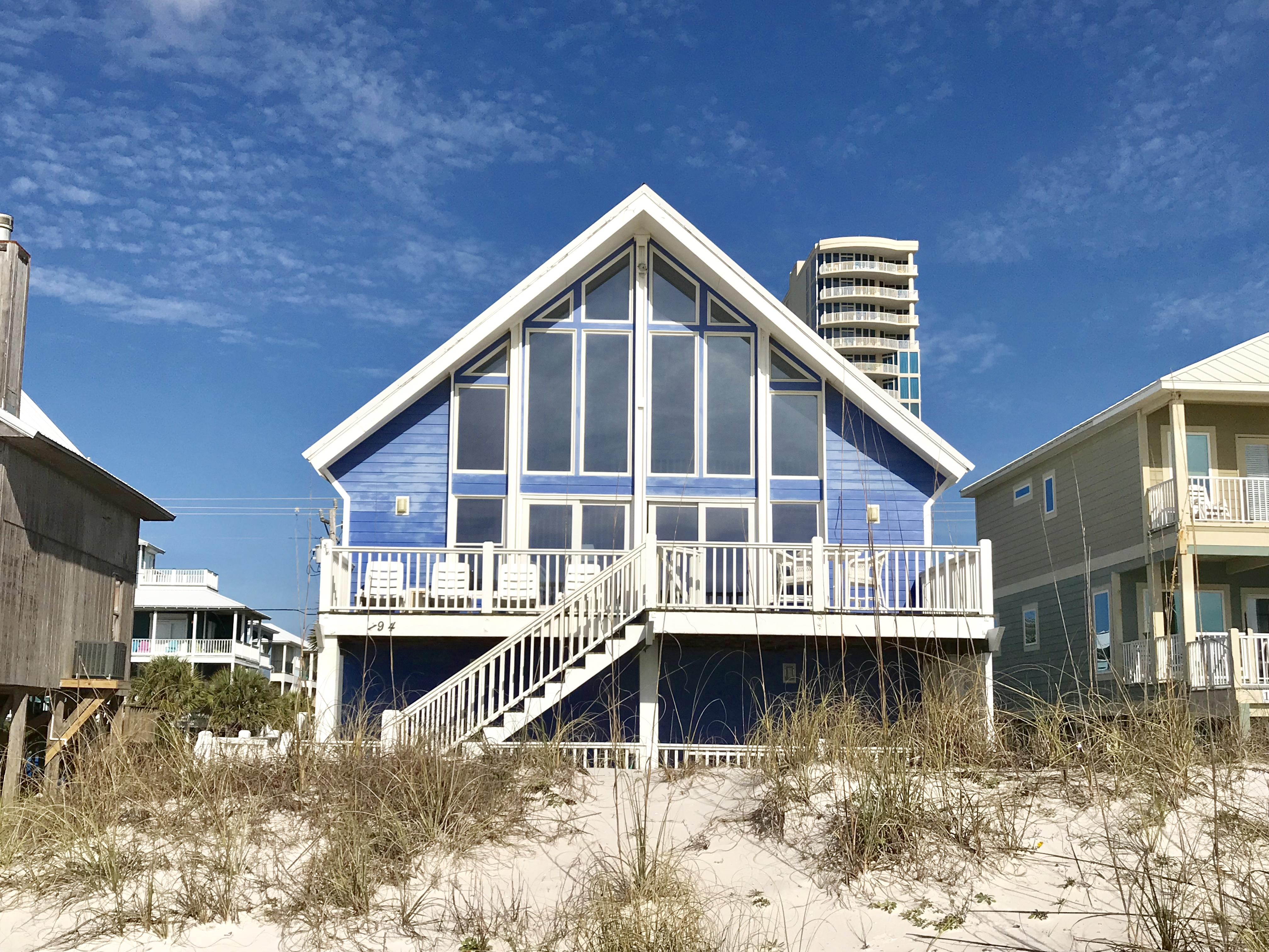Enjoy Life   Pet Friendly House/Cottage rental in Gulf Shores House Rentals in Gulf Shores Alabama - #2
