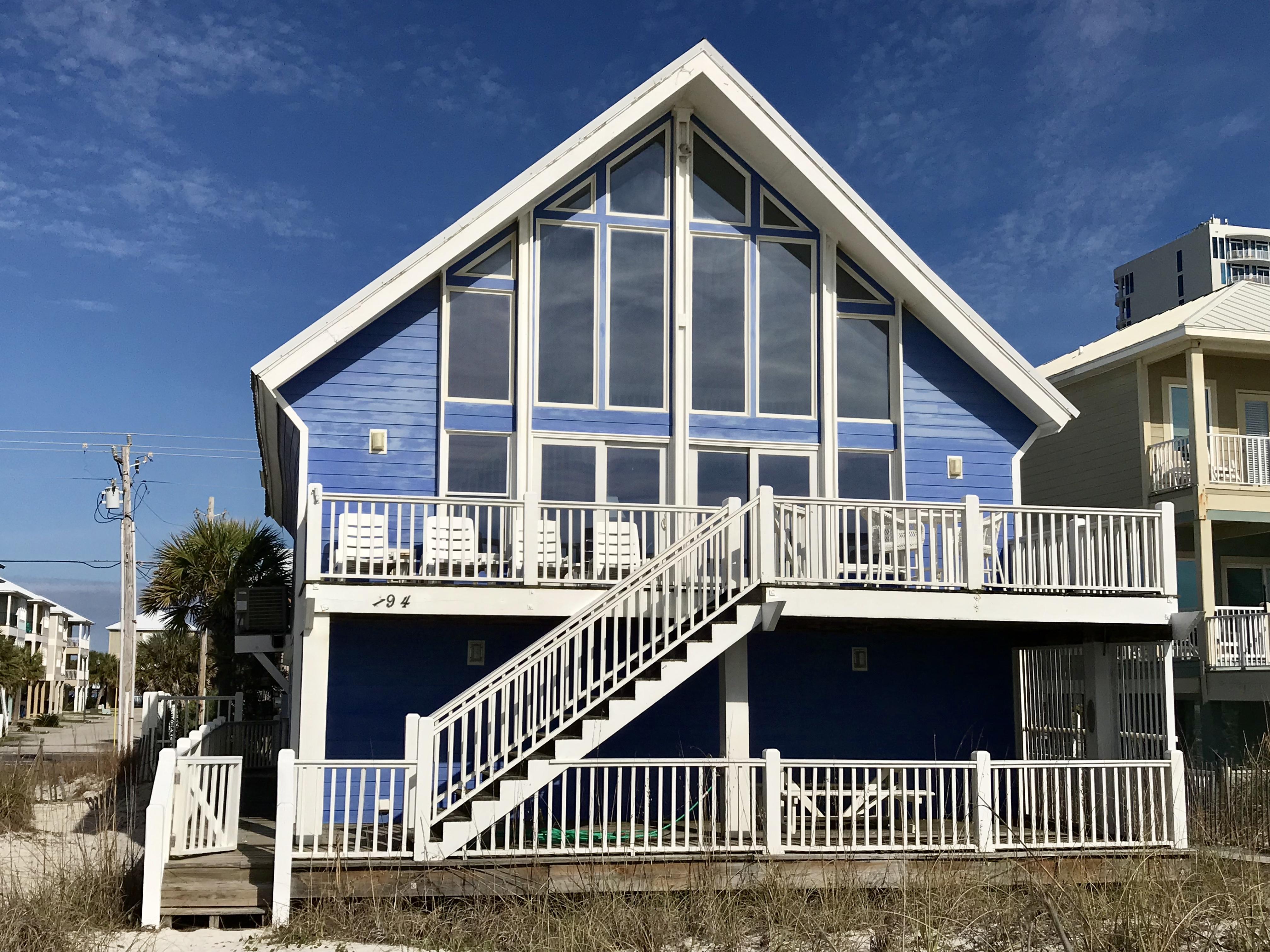 Enjoy Life   Pet Friendly House/Cottage rental in Gulf Shores House Rentals in Gulf Shores Alabama - #51