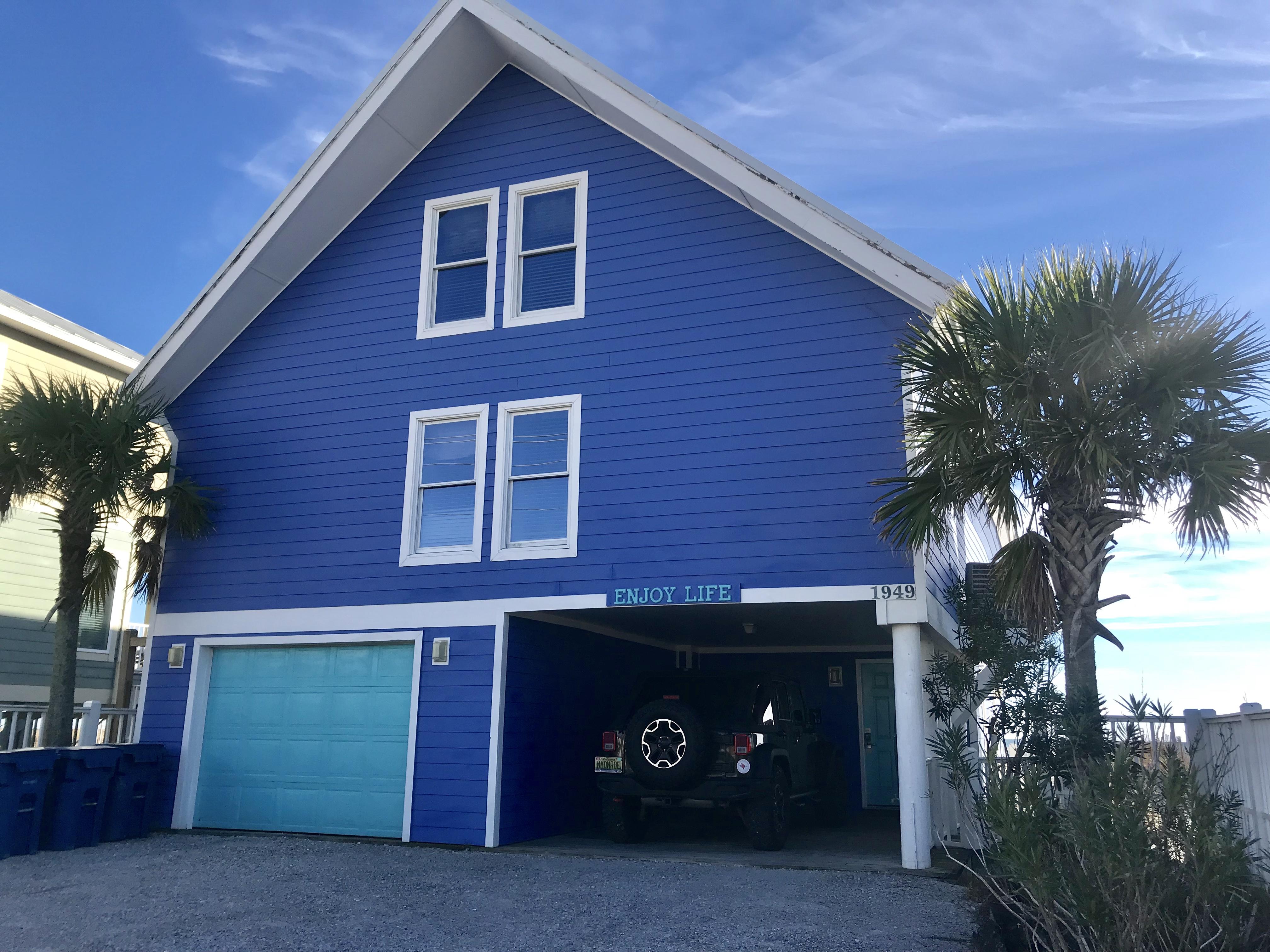Enjoy Life   Pet Friendly House/Cottage rental in Gulf Shores House Rentals in Gulf Shores Alabama - #67