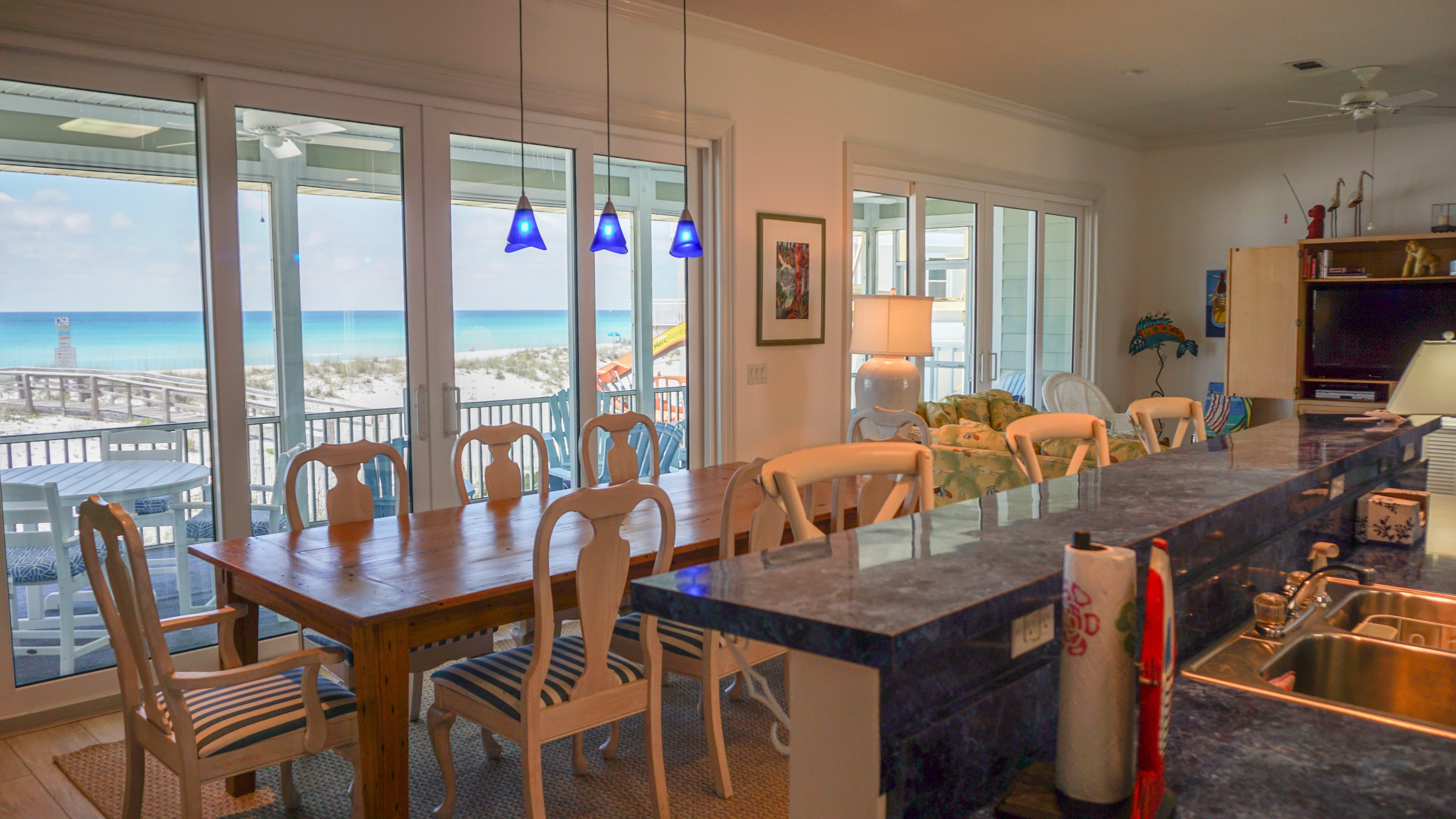 Ensenada Cinco 1730 House/Cottage rental in Pensacola Beach House Rentals in Pensacola Beach Florida - #1