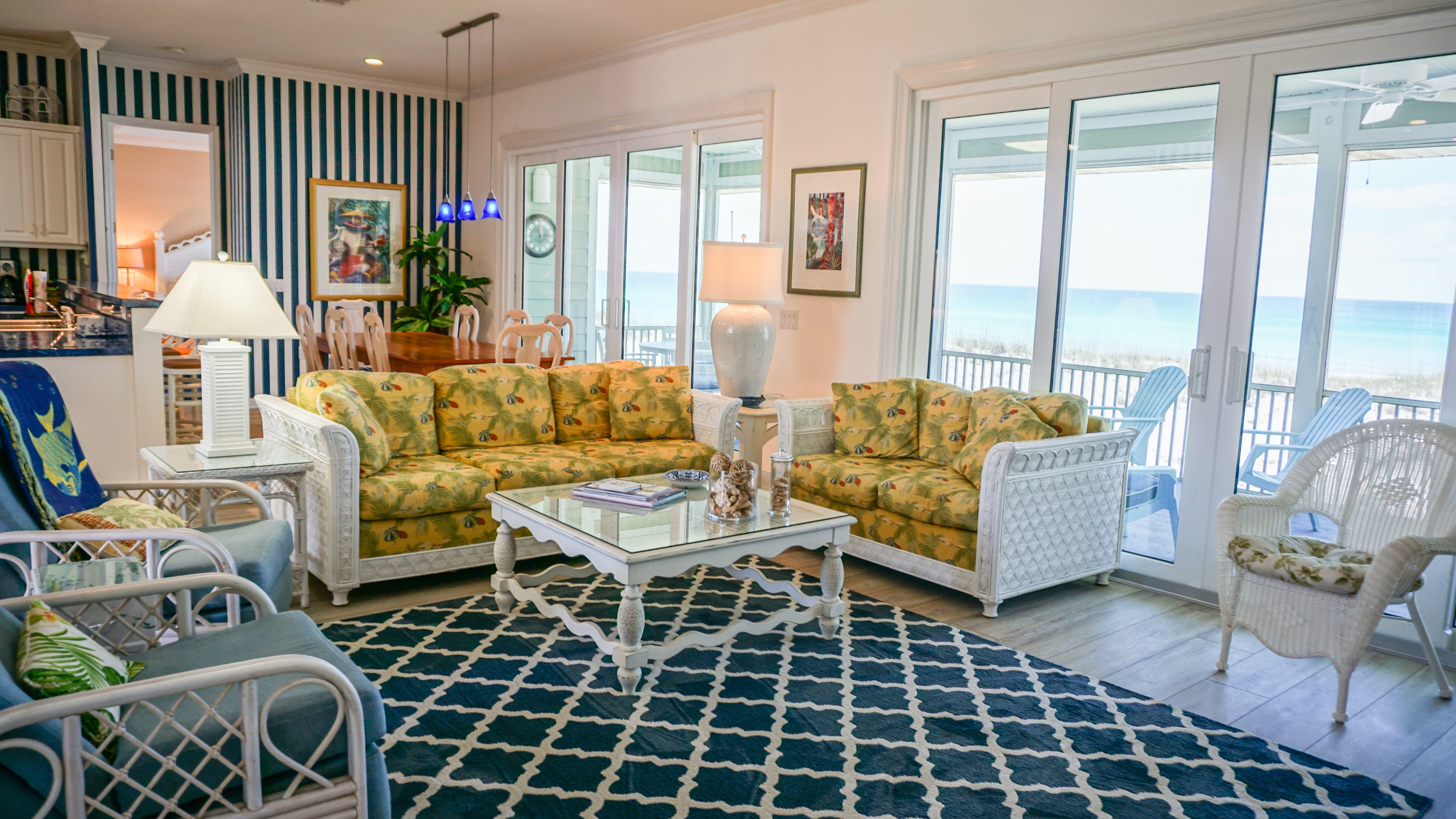 Ensenada Cinco 1730 House/Cottage rental in Pensacola Beach House Rentals in Pensacola Beach Florida - #5