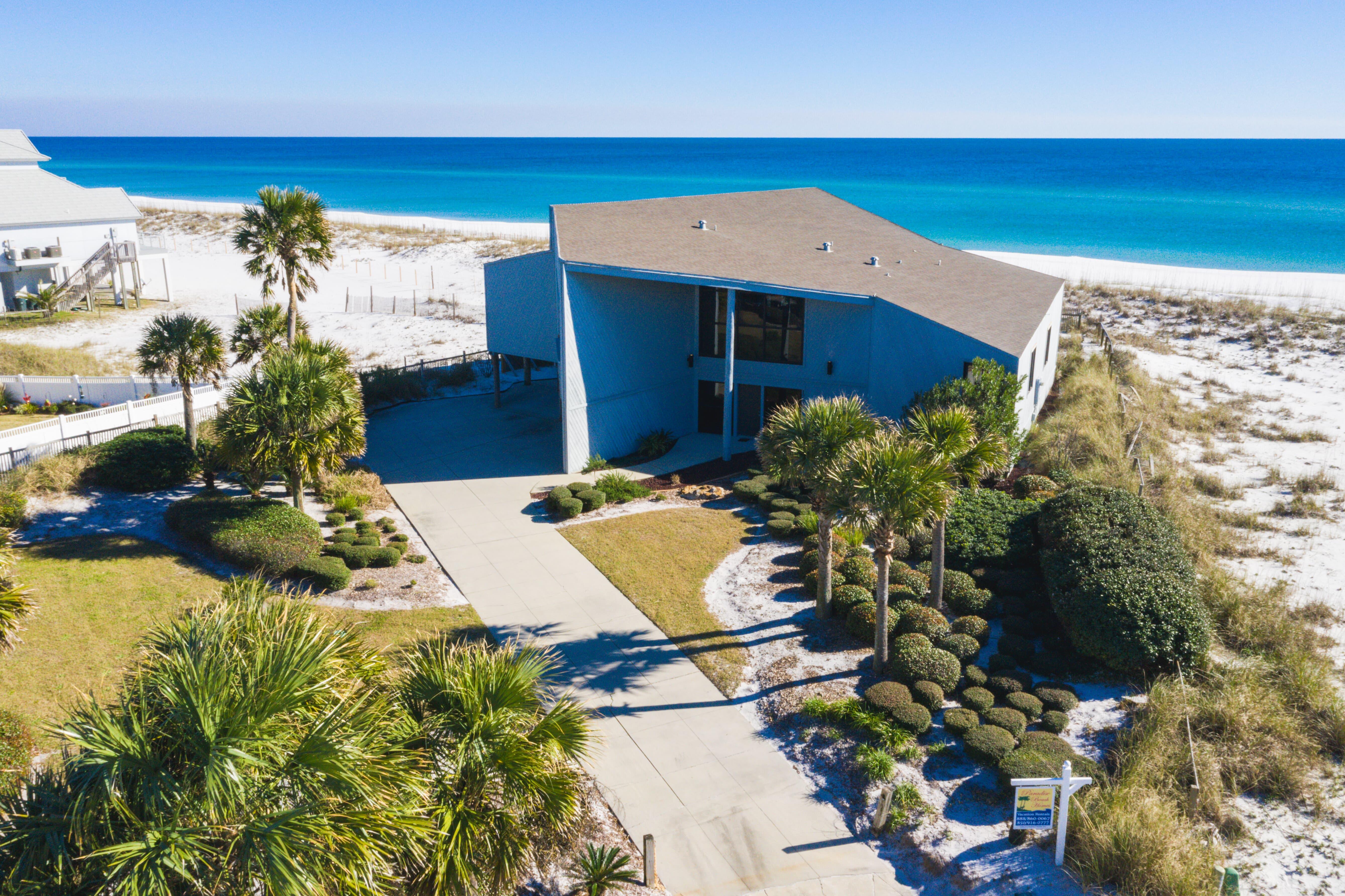 Ensenada Cinco 1736 House/Cottage rental in Pensacola Beach House Rentals in Pensacola Beach Florida - #1