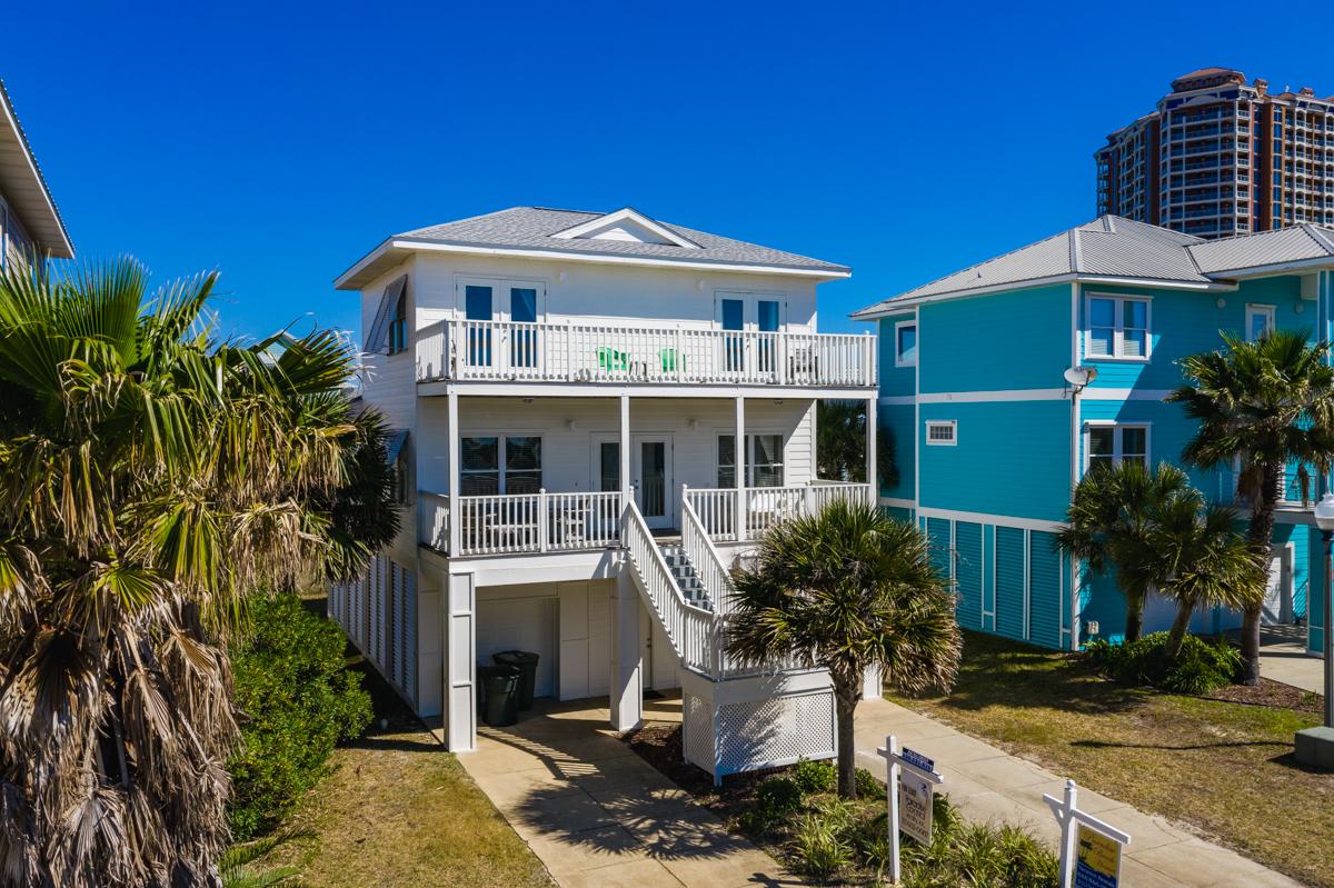 Ensenada Marbella 14 House/Cottage rental in Pensacola Beach House Rentals in Pensacola Beach Florida - #1
