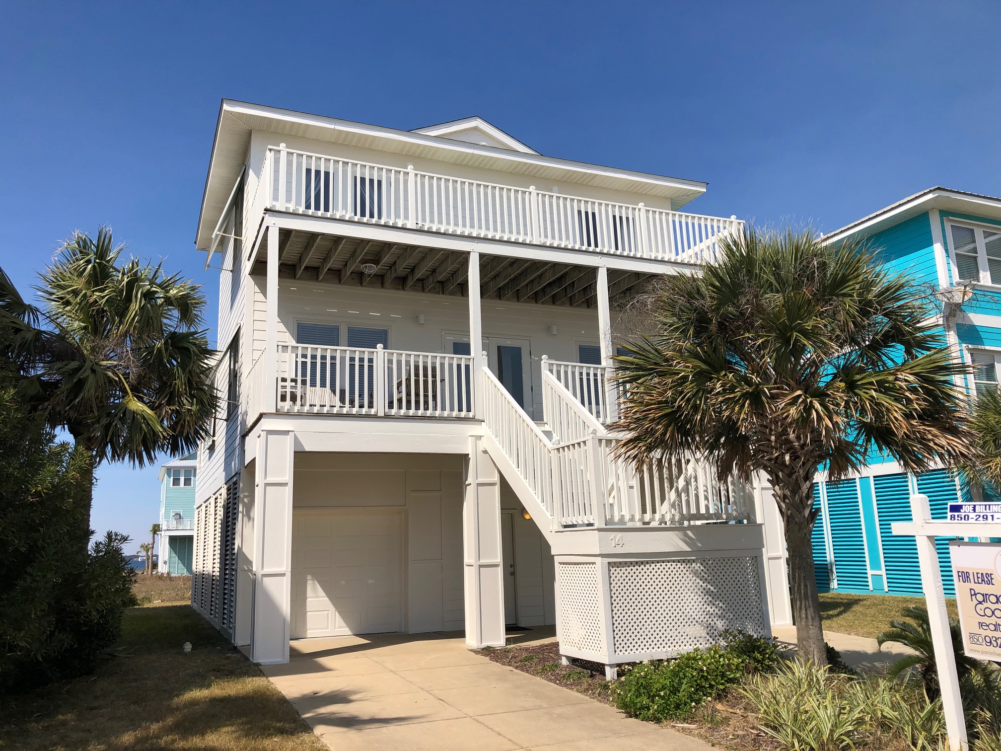 Ensenada Marbella 14 House/Cottage rental in Pensacola Beach House Rentals in Pensacola Beach Florida - #51