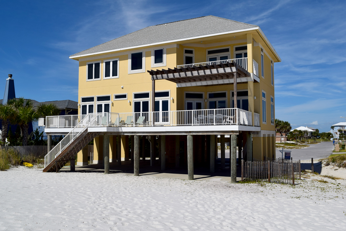 Ensenada Siete 1770 - Casa Solana House / Cottage rental in Pensacola Beach House Rentals in Pensacola Beach Florida - #3