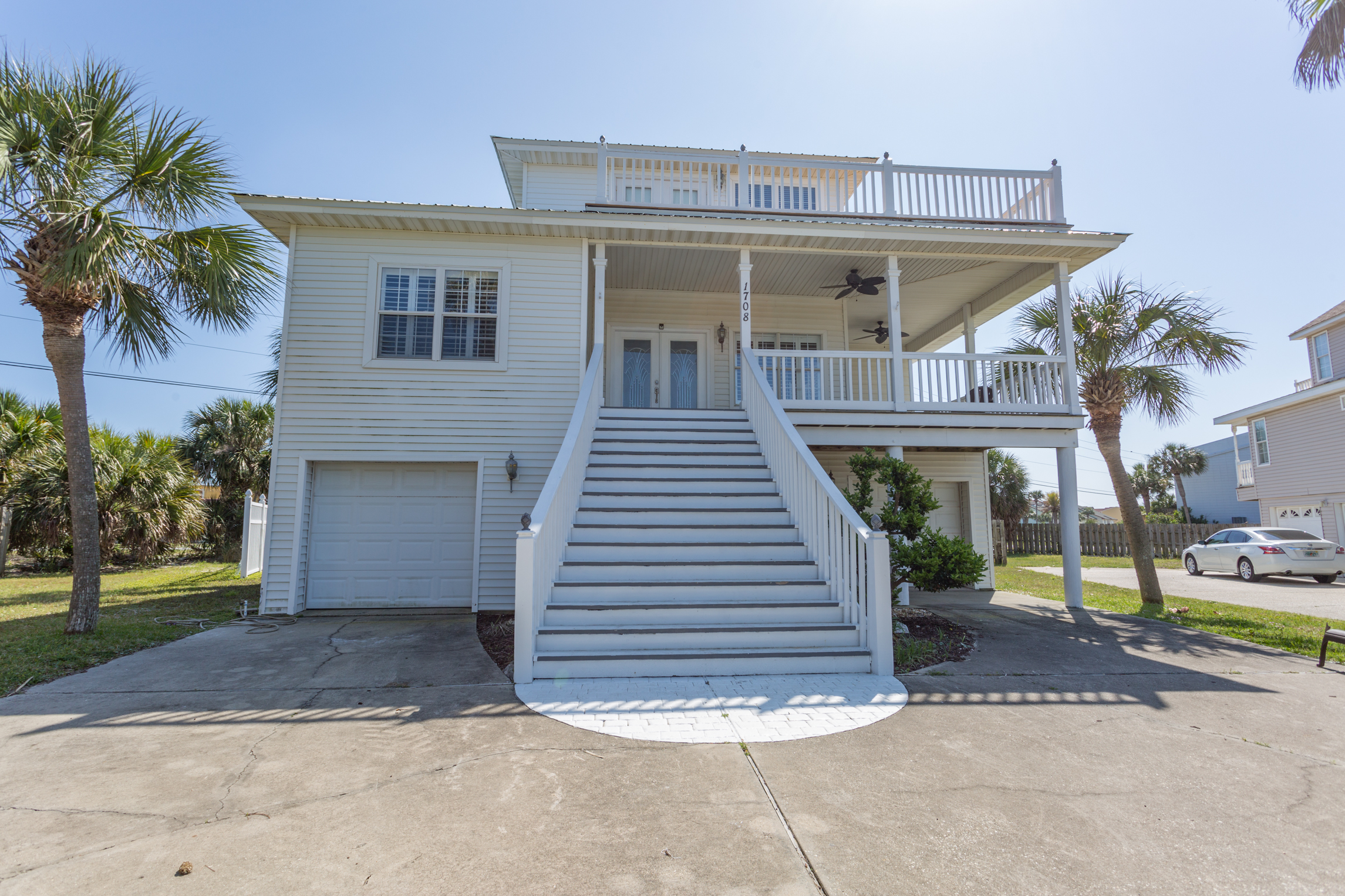 Ensenada Uno 1708 House / Cottage rental in Pensacola Beach House Rentals in Pensacola Beach Florida - #1