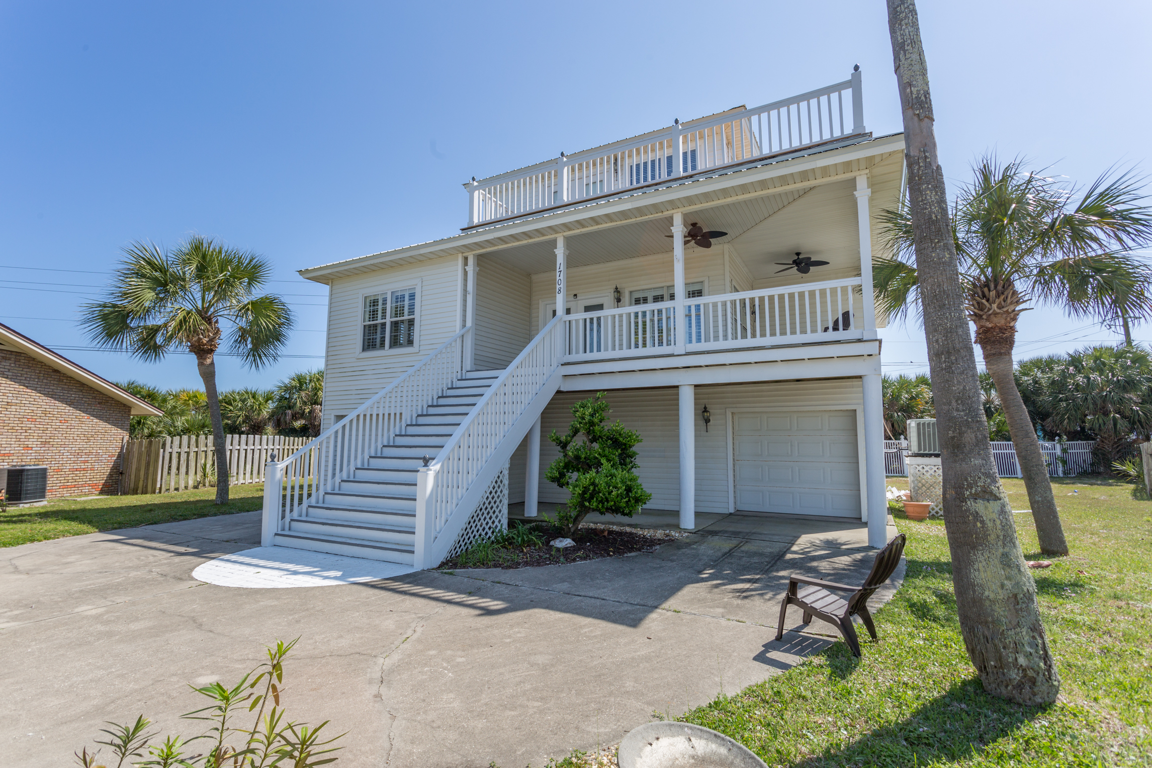 Ensenada Uno 1708 House / Cottage rental in Pensacola Beach House Rentals in Pensacola Beach Florida - #4