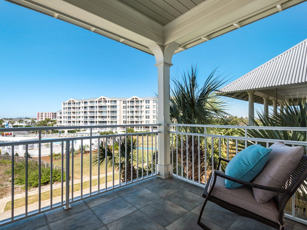 Evening Views at Destin Pointe House / Cottage rental in Destin Beach House Rentals in Destin Florida - #28