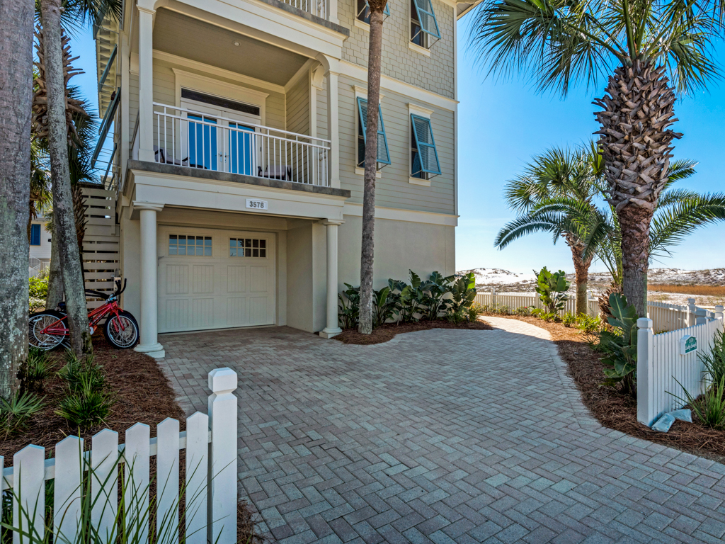 Evening Views at Destin Pointe House/Cottage rental in Destin Beach House Rentals in Destin Florida - #44