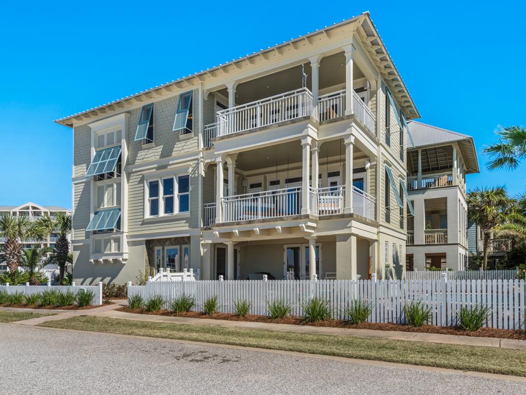 Evening Views at Destin Pointe House/Cottage rental in Destin Beach House Rentals in Destin Florida - #45