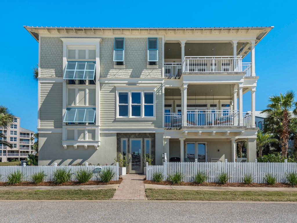Evening Views at Destin Pointe House/Cottage rental in Destin Beach House Rentals in Destin Florida - #46