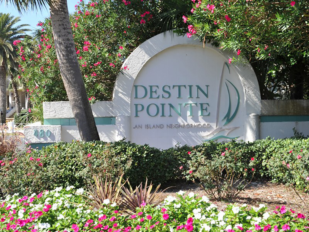 Evening Views at Destin Pointe House / Cottage rental in Destin Beach House Rentals in Destin Florida - #53