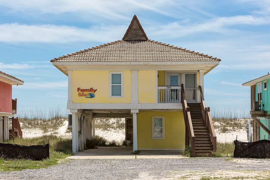 Family Tides House/Cottage rental in Gulf Shores House Rentals in Gulf Shores Alabama - #1