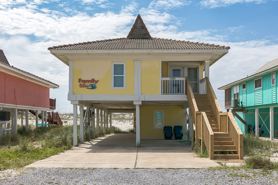 Family Tides House/Cottage rental in Gulf Shores House Rentals in Gulf Shores Alabama - #25