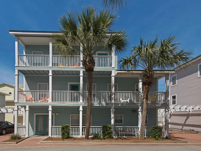 Fintastic Condo rental in Seagrove Beach House Rentals in Highway 30-A Florida - #1
