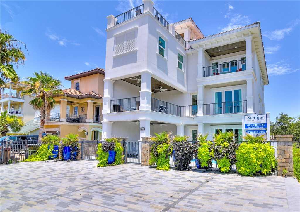 """Frangista Beach """"Truman's Max"""" 84 Sarasota St"""