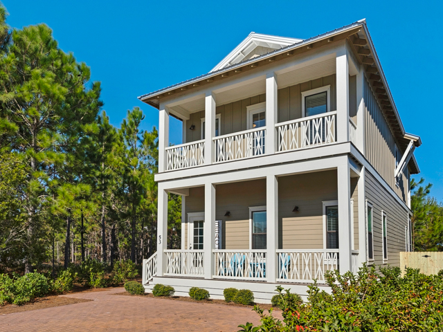 Gathering Thyme Condo rental in Seagrove Beach House Rentals in Highway 30-A Florida - #3