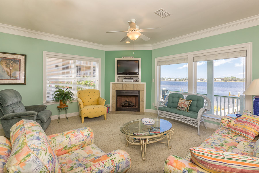 Golden Sunrise House / Cottage rental in Gulf Shores House Rentals in Gulf Shores Alabama - #2