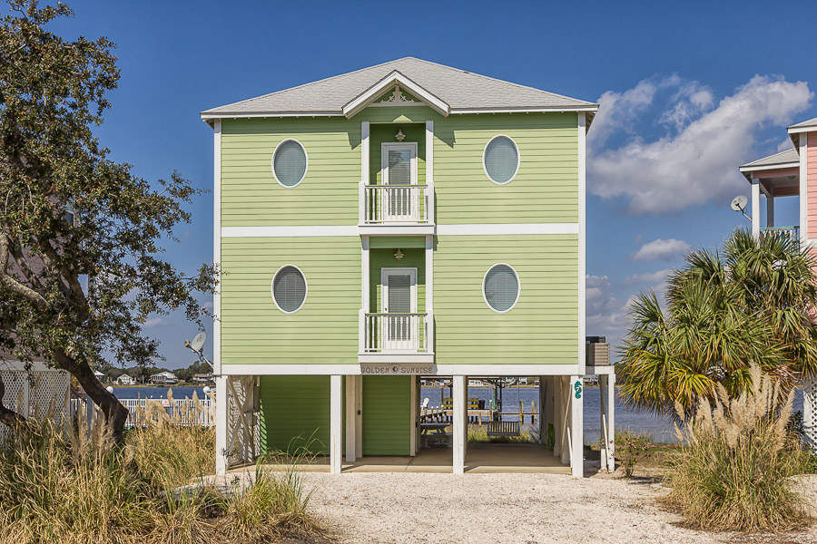 Golden Sunrise House / Cottage rental in Gulf Shores House Rentals in Gulf Shores Alabama - #20