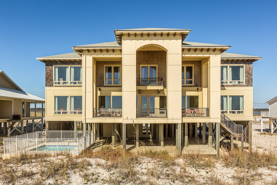 Grandview House / Cottage rental in Gulf Shores House Rentals in Gulf Shores Alabama - #1
