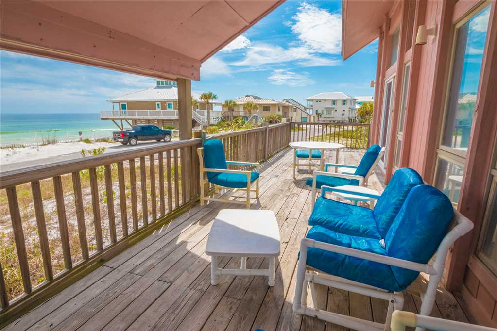 "Grayton Beach ""Inn The Pink"" 95 High Dune Drive"