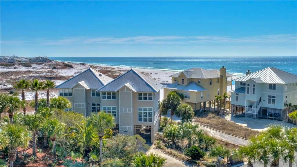 "Grayton Beach ""Oasis - West Duplex"" 87 Gulf Shore Dr"