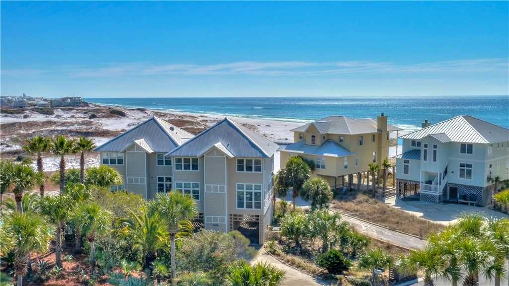 Grayton Beach Oasis - West Duplex 87 Gulf Shore Dr