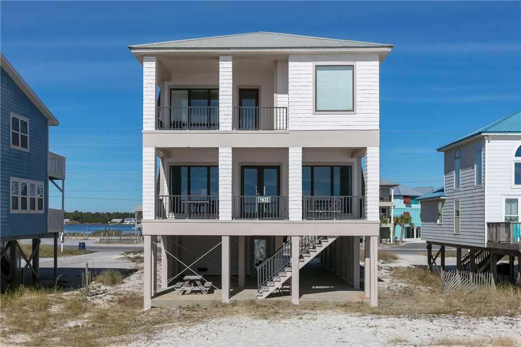 Gulf Shores License to Chill House / Cottage rental in Gulf Shores House Rentals in Gulf Shores Alabama - #34