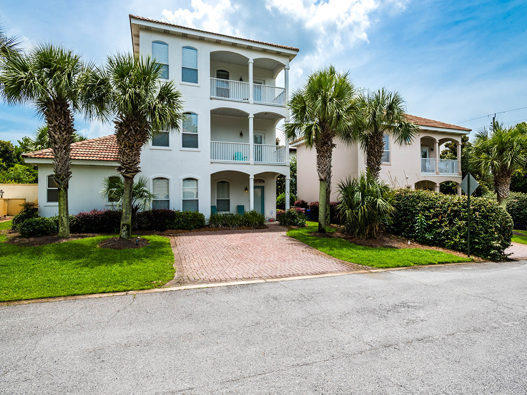 Gulf Times House/Cottage rental in Santa Rosa Beach House Rentals in Highway 30-A Florida - #1