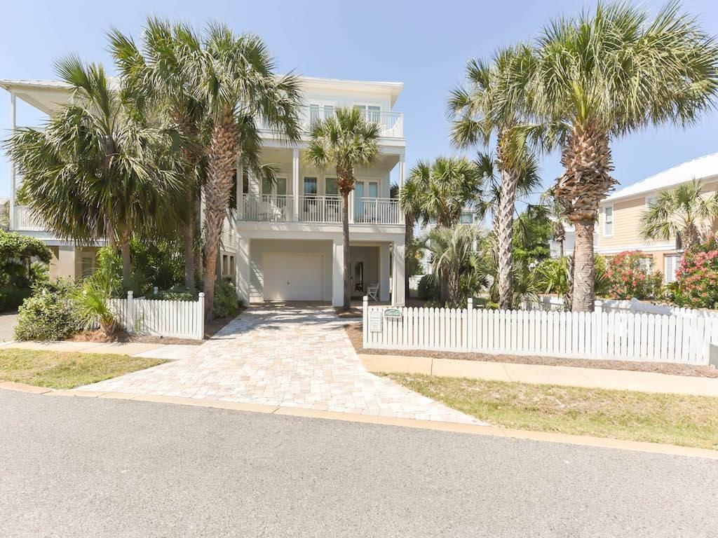 Happy Days at Destin Pointe House/Cottage rental in Destin Beach House Rentals in Destin Florida - #1