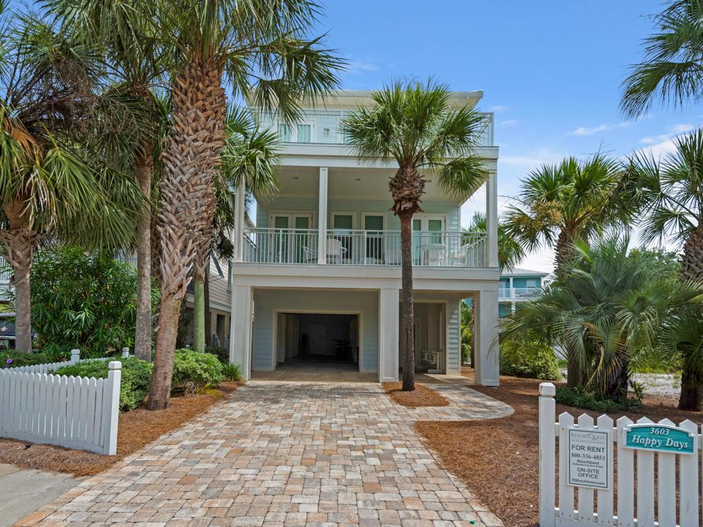 Happy Days at Destin Pointe House/Cottage rental in Destin Beach House Rentals in Destin Florida - #45