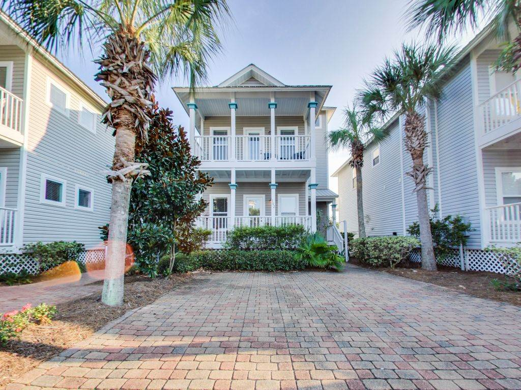 Happy House House/Cottage rental in Santa Rosa Beach House Rentals in Highway 30-A Florida - #2