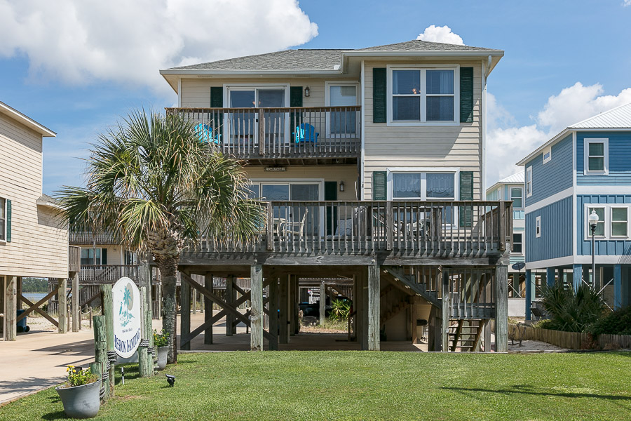 Heron Landing Unit 5 House/Cottage rental in Gulf Shores House Rentals in Gulf Shores Alabama - #1