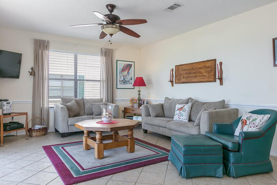 Heron Landing Unit 5 House/Cottage rental in Gulf Shores House Rentals in Gulf Shores Alabama - #3