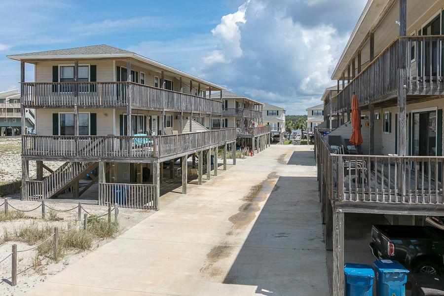 Heron Landing Unit 5 House/Cottage rental in Gulf Shores House Rentals in Gulf Shores Alabama - #24