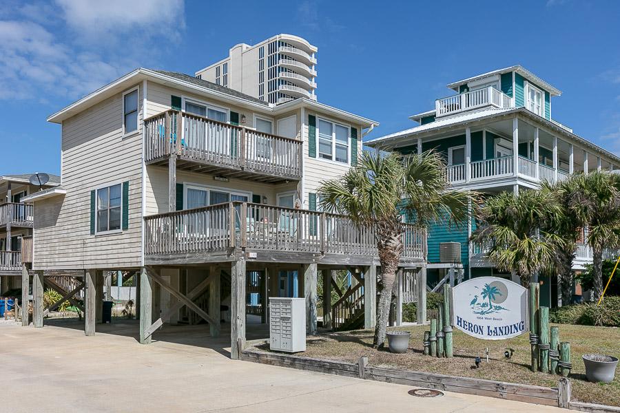 Heron Landing Unit 5 House/Cottage rental in Gulf Shores House Rentals in Gulf Shores Alabama - #25