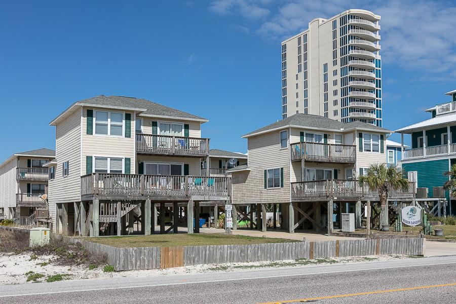 Heron Landing Unit 5 House/Cottage rental in Gulf Shores House Rentals in Gulf Shores Alabama - #27