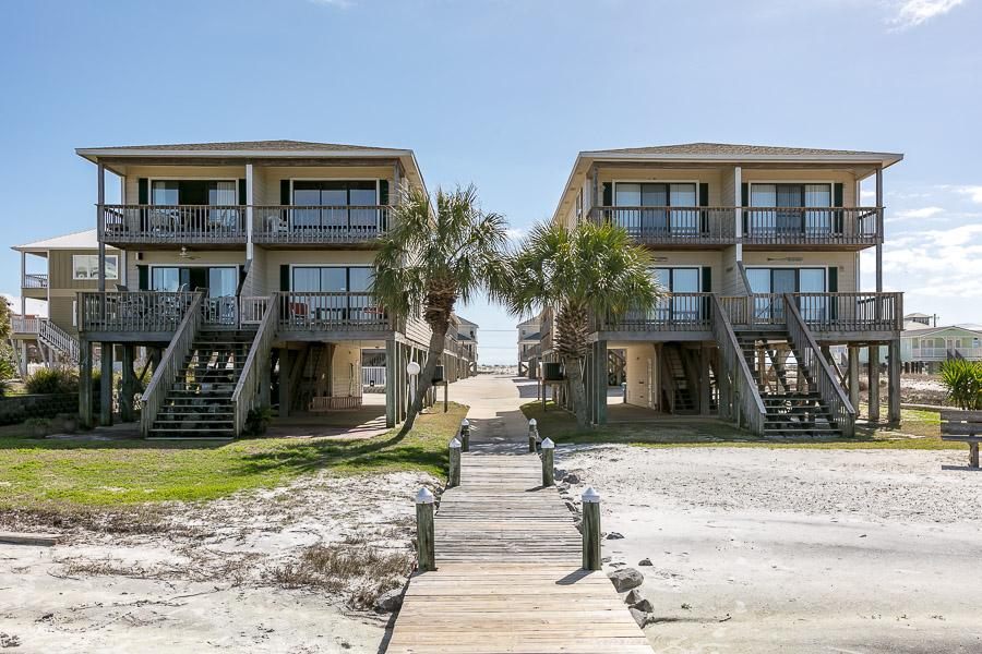 Heron Landing Unit 5 House/Cottage rental in Gulf Shores House Rentals in Gulf Shores Alabama - #36