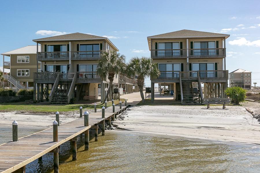 Heron Landing Unit 5 House/Cottage rental in Gulf Shores House Rentals in Gulf Shores Alabama - #37
