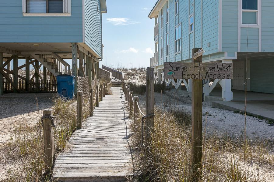 Heron Landing Unit 5 House/Cottage rental in Gulf Shores House Rentals in Gulf Shores Alabama - #43