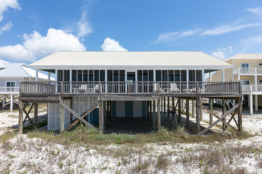 Howard Ranch House House / Cottage rental in Gulf Shores House Rentals in Gulf Shores Alabama - #24