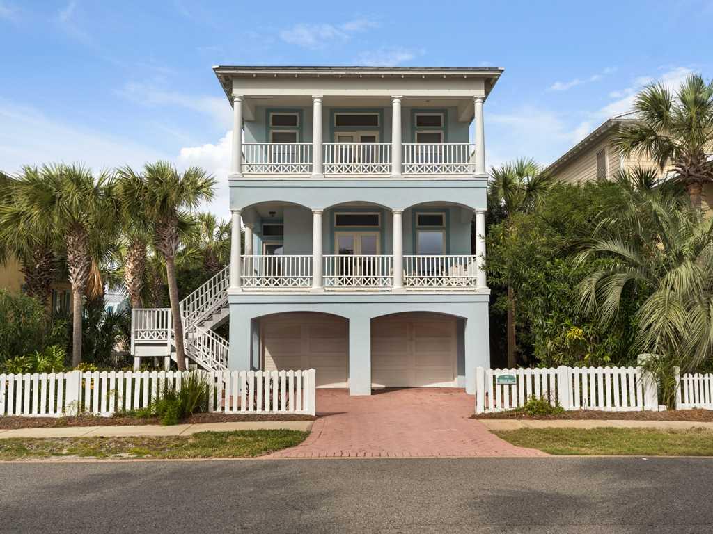 Island Blue at Destin Pointe House/Cottage rental in Destin Beach House Rentals in Destin Florida - #1
