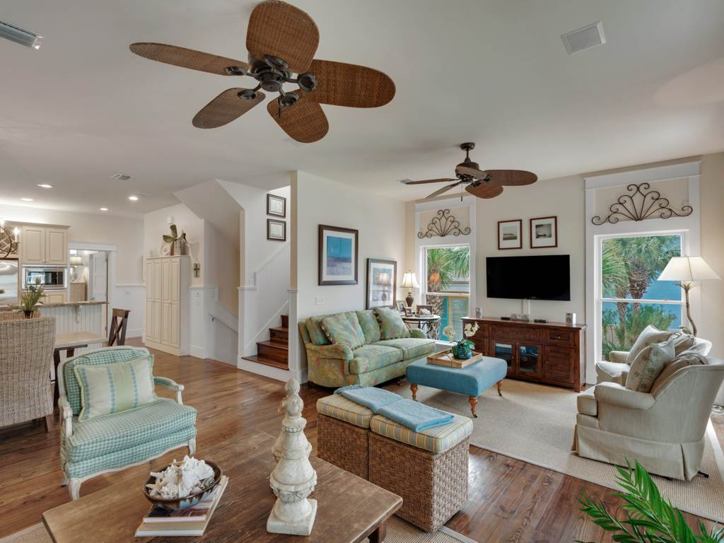 Island Blue at Destin Pointe House/Cottage rental in Destin Beach House Rentals in Destin Florida - #4