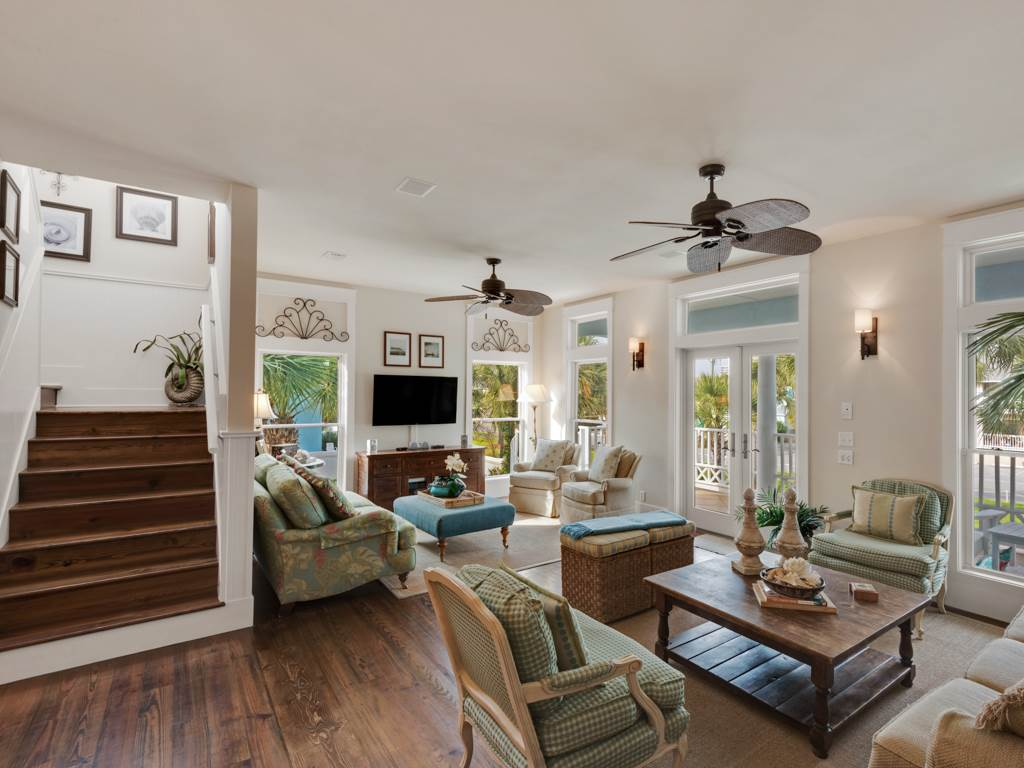 Island Blue at Destin Pointe House/Cottage rental in Destin Beach House Rentals in Destin Florida - #5